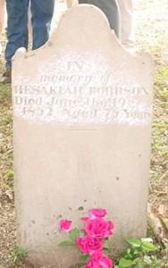Hezekiah RobertsonRobison