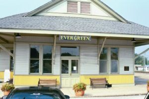 Train Station, Evergreen, AL
